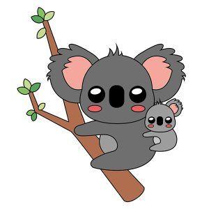 Dibujar Animales Kawaii Con Imagenes Dibujos De Animales