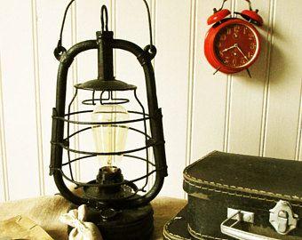 Lampe A Petrole Lampe Tempete Lanterne Lampe Tempete Electrifiee