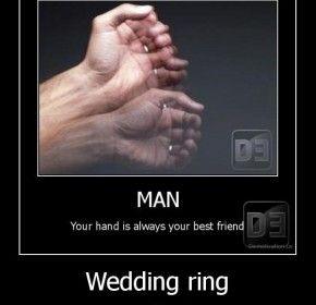 Funny Wedding Ring Jokes