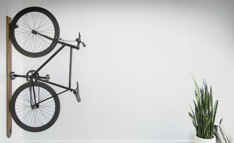 Artifox Bike Rack Bike Rack Wall Vertical Bike Rack Diy Bike Rack