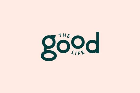 The Good Life Brand Identity — Charly—T