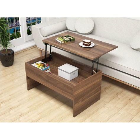 Image Table Basse Relevable De Aella Regnum Du Tableau Dream Home En 2020 Table Basse Table Basse Relevable Ikea
