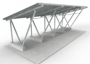 Structure Solar Carport Pergolareviews Arsitektur Rumah Dan Ide Buatan Sendiri