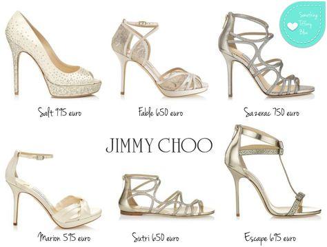 Scarpe X Sposa 2014.Jimmy Choo Bridal 2014 Le Scarpe Da Sposa Glam E Chic Con