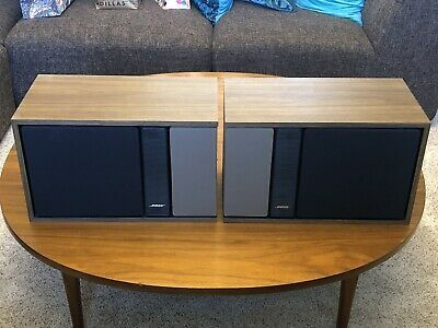 bose 301 series ii direct reflecting speakers