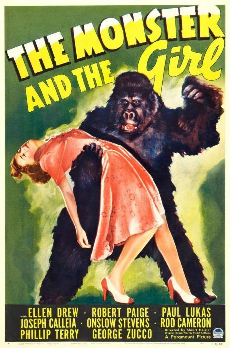 Epingle Sur King Kong And The Girls