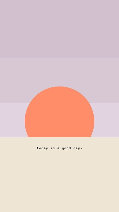 """""""... Every day is a good day."""" """"Aujourd'hui et chaque jour est un bon jour."""""""