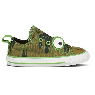 Kid's Converse Chuck Taylor All Star Simple Slip Froggy
