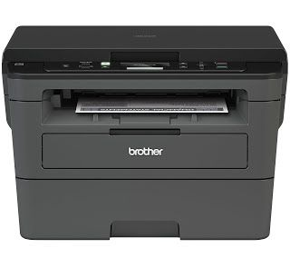 Features Benefits Brother Compact Monochrome Laser Printer Hll2390dw Convenient Flatbed Copy Scan Wireless Printin Laser Printer Printer Best Printers
