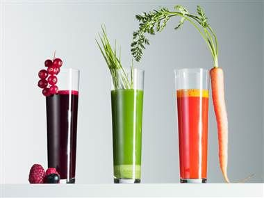 The 5 Stages Of A Juice Fast