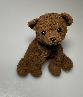 Russ Berrie Luv Pets 5 Dark Brown Plush Teddy Bear Stuffed Beanie Soft Toy Ebay In 2020 Teddy Bear Plush Teddy Bear Pet 5