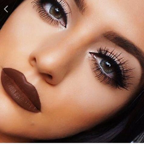 Pin de Laura Molina en beauty/belleza - makeup/maquillaje