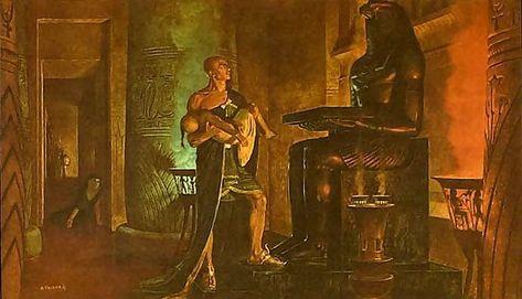 Arnold Friberg Moses