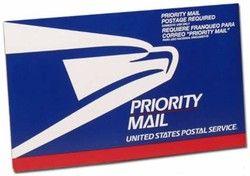 Pin On Postal Service Logo
