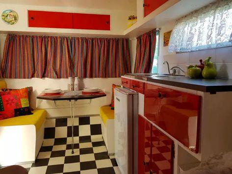 1980 Retro Caravan Caravans Gumtree Australia Brisbane South West Coopers Plains 1224540476 Kitchen Cupboard Doors New Kitchen Kitchen Cupboards