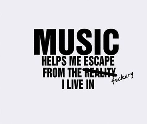 Can't live without music :]