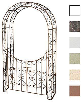 Clp Arche De Jardin Avec Portillon Sina Arceau De Jardin