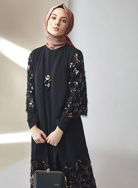 Zuhre Giyim 2019 Sonbahar Kis Modelleri 23 Tesetturlu Gelinlikler Ve Gelinlik Modelleri Moda Stilleri Giyim Sonbahar Kis
