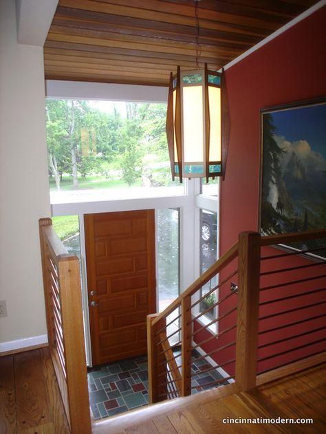 Split Foyer Interior Design : Split foyer entry interior on pinterest