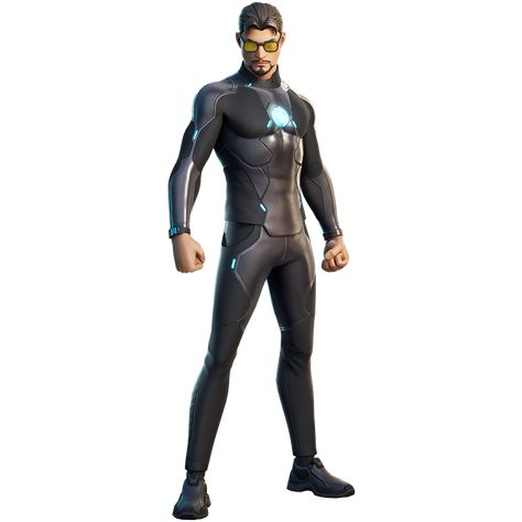 Https Progameguides Com Wp Content Uploads 2020 08 Fortnite Tony Stark Skin Featured Png Deadpool Skin Skin Images Iron Man Wallpaper