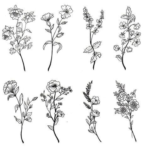 These Around The Shoulder In 2020 Flower Drawing Tattoo Design Drawings Flower Drawing Design