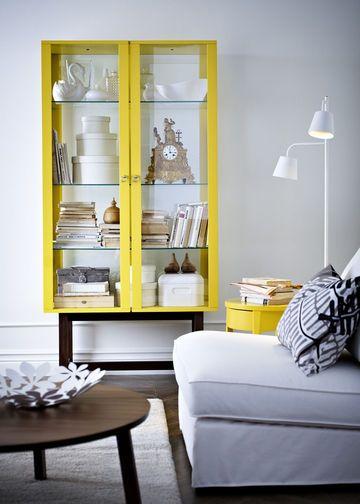 Meuble vitrine pas cher, en verre... : 17 vitrines de rangement ...