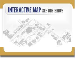 Peddlers Village Map Bucks County PA   Historic village shopping, dining, & lodging
