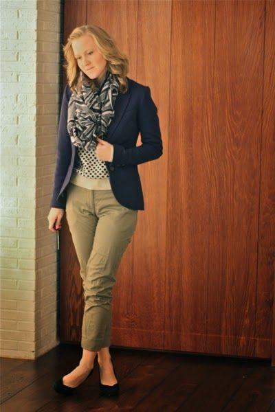 Work it: Workin' layered up Style - Fashion - Wear to Work