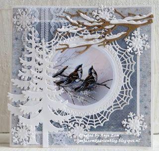 Anja Zom kaartenblog: Weer twee kaartjes!