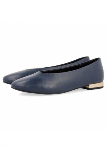 zapatos de separación 2a8cb 54e49 ZAPATO TIPO BAILARINA CON TACON METAL MODELO SARTHE DE ...