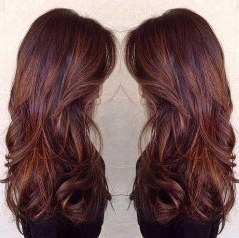 30 Caramel Braun Haar Farbe Haare Styles Goals Capelli