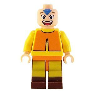The Last Airbender Southern Water Tribe MOC Water Nation LEGO Custom Avatar