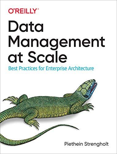 Download Pdf Data Management At Scale Best Practices For Enterprise Architecture Free Epub Mobi E Enterprise Architecture Reading Data Master Data Management