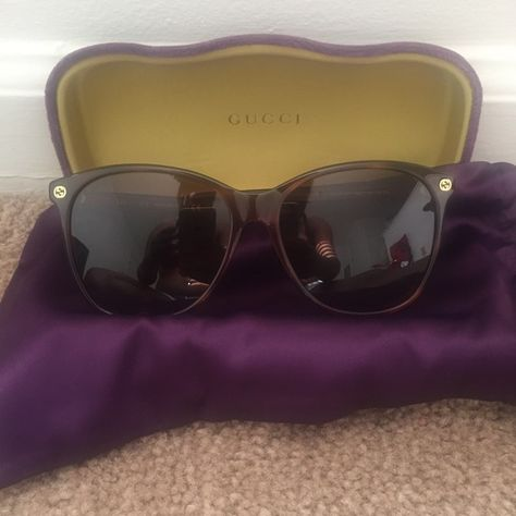 20086499af Gucci oversized sunglasses Very cute oversized Gucci shades.. fully RXAble