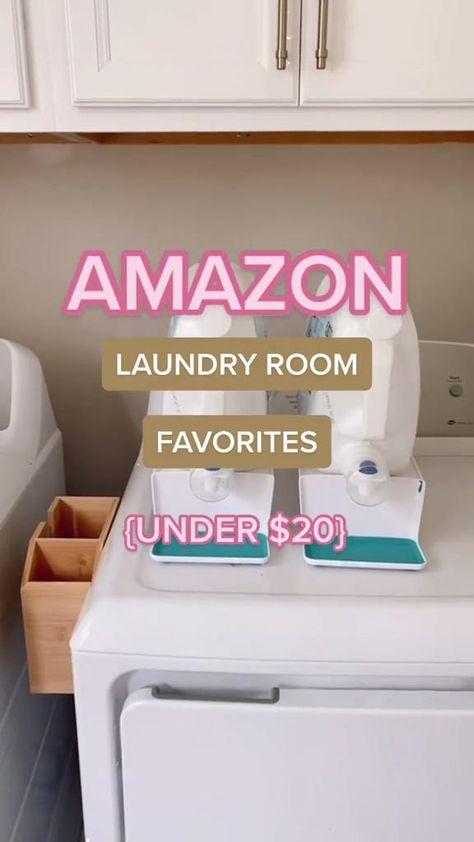 Amazon Laundry Room Favorites