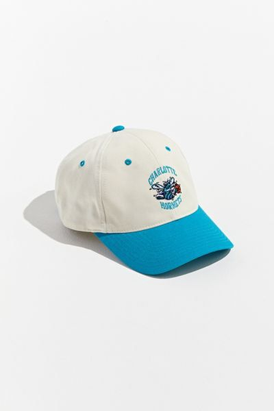 Mitchell Ness Uo Exclusive Charlotte Hornets Two Tone Baseball Hat Baseball Hats Charlotte Hornets Mitchell Ness