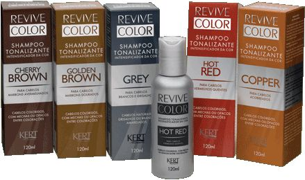 Revive color shampoo tonalizante beige dresses