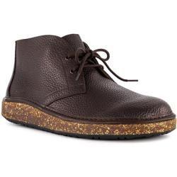 Birkenstock Desert Boots Herren, Leder, braun Birkenstock in