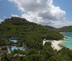 Sugar Bay resort in St. Thomas. No Passport required for US Citizens!