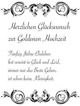 Pin Auf Goldene Hochzeit