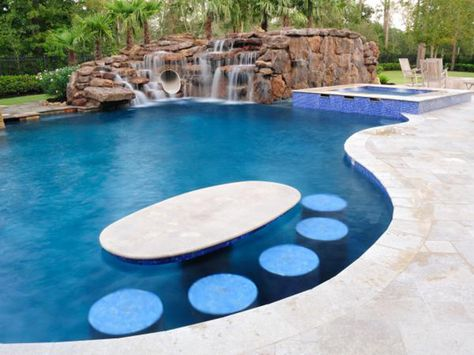 Swimming Pool Features & Accessories - Houston | Swimming ...