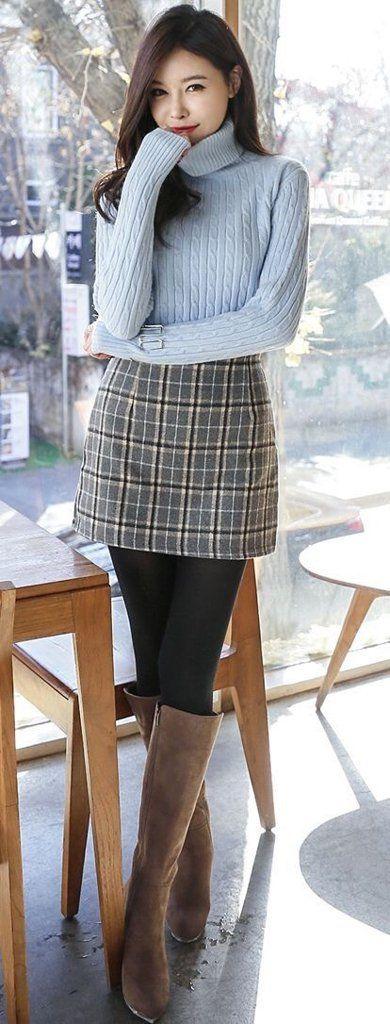 Fall Fashion ❤️🧡💛💚   Korean Fashion Amino