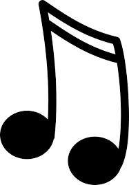 musical note 3 clip art site to print out free music notes for rh pinterest com