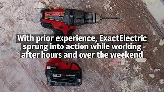 Exact Electric Seattle Commercial Electrical Contractor Youtube Seattle Electrician
