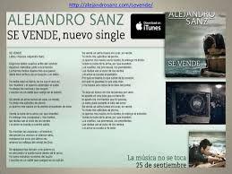 Letras De Canciones De Alejandro Sanz No Me Compares Buscar Con