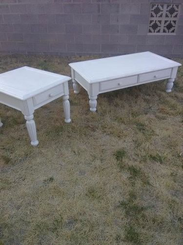 Farmhouse Style Coffee Table And End Table Farmhouse Style Coffee Table Farmhouse Style End Tables