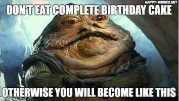 50 Funny Birthday Memes Funny Birthday Meme Star Wars Villains Birthday Meme
