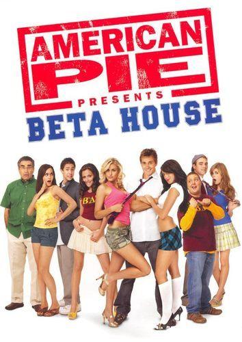 American Pie Presents Beta House P S Dvd English 2007