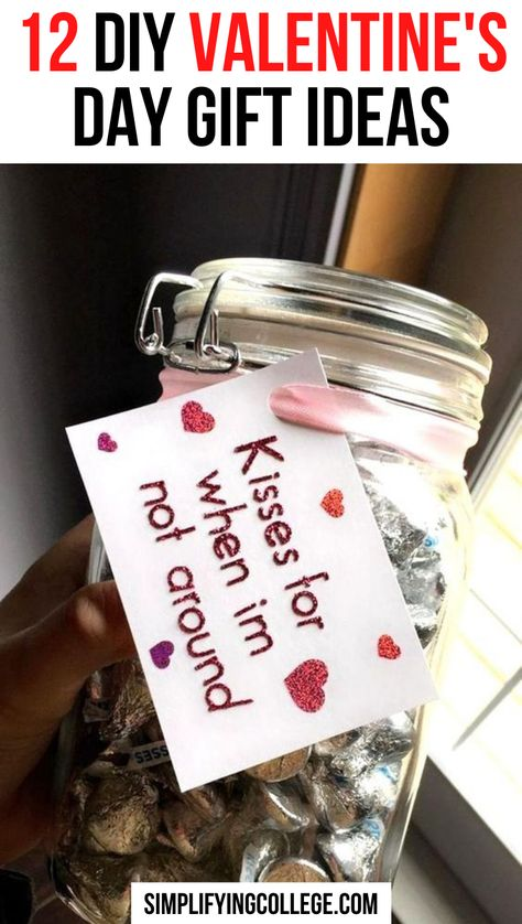 12 Creative DIY Valentine Gifts That Show You Care