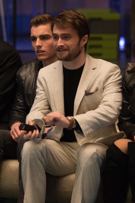 Daniel Radcliffe's Character in Now You See Me 2 Is Actually Pretty Crazy